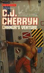 Chanur's Venture (The Chanur Novels, #2)