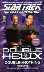 Double or Nothing (Star Trek: The Next Generation (numbered novels) #55)