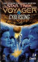 Cybersong (Star Trek: Voyager (numbered novels) #8)