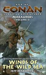 Winds of the Wild Sea (Marauders, #2)