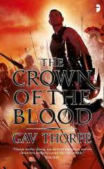The Crown of the Blood (The Empire of the Blood Trilogy #1)