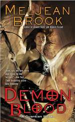 Demon Blood (The Guardians, #9)