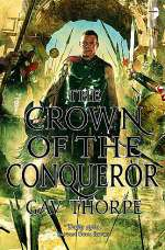 The Crown of the Conqueror (The Empire of the Blood Trilogy #2)