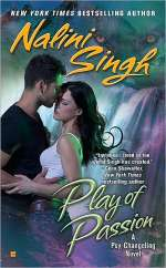 Play of Passion (Psy-Changelings, #9)