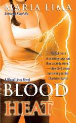 Blood Heat (Blood Lines / Keira Kelly, #4)