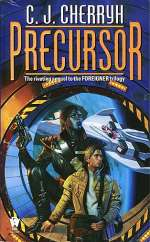 Precursor (The Foreigner Universe #4)