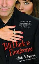 Tall, Dark & Fangsome (Immortality Bites, #5)