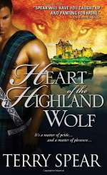Heart of the Highland Wolf (Heart of the Wolf #7)