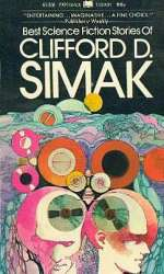 Best Science Fiction Stories of Clifford D. Simak