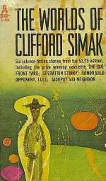 The Worlds of Clifford Simak