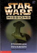 Ithorian Invasion (Star Wars: Missions, #7)