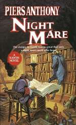 Night Mare (Xanth #6)