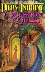 Question Quest (Xanth #14)