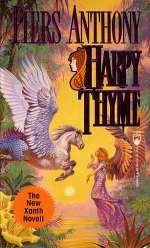 Harpy Thyme (Xanth #17)