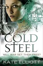 Cold Steel (The Spiritwalker Trilogy, #3)