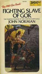 Fighting Slave of Gor (Chronicles of Gor #14)