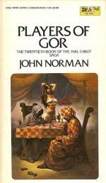 Players of Gor (Chronicles of Gor #20)