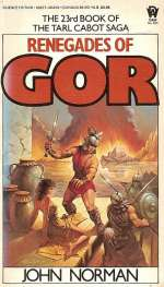 Renegades of Gor (Chronicles of Gor #23)