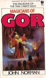 Magicians of Gor (Chronicles of Gor #25)