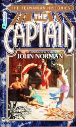 The Captain (The Telnarian Histories #2)