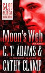 Moon's Web (Tales of the Sazi, #2)