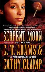 Serpent Moon (Tales of the Sazi, #8)