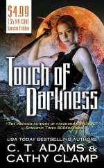 Touch of Darkness (The Thrall, #3)