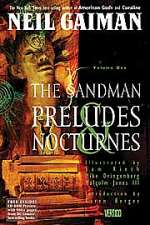 The Sandman: Preludes and Nocturnes (The Sandman, #1)