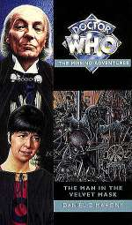 The Man in the Velvet Mask (Doctor Who: The Missing Adventures, #19)