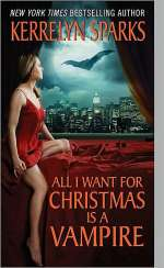 All I Want for Christmas Is a Vampire (Love at Stake #5)
