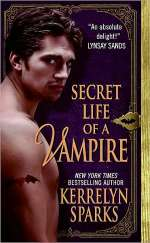 Secret Life of a Vampire (Love at Stake #6)