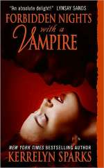 Forbidden Nights with a Vampire (Love at Stake #7)