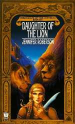 Daughter of the Lion (Chronicles of the Cheysuli, #6)