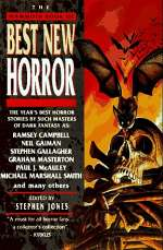 The Mammoth Book of Best New Horror 7 (Best New Horror #7)