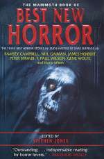 The Mammoth Book of Best New Horror 11 (Best New Horror #11)