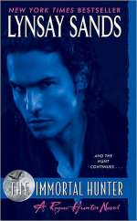 The Immortal Hunter (Argeneau #11)