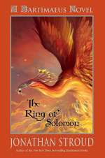 The Ring of Solomon (The Bartimaeus Trilogy, #4)