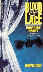 Vampire Heart (Blood and Lace, #1)