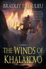 The Winds of Khalakovo (The Lays of Anuskaya, #1)