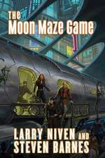 The Moon Maze Game (Dream Park, #4)
