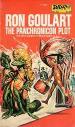 The Panchronicon Plot (Jack Conger, #2)