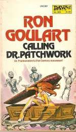 Calling Dr. Patchwork (Odd Jobs, Inc., #1)