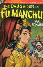 The Daughter of Fu Manchu (Fu Manchu, #4)