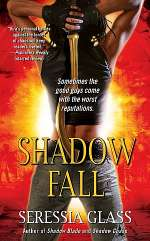 Shadow Fall (Shadowchasers, #3)