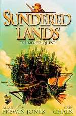 Trundle's Quest (Sundered Lands, #1)