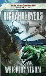 Whisper of Venom (Forgotten Realms: Brotherhood of the Griffon, #2)