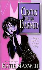 Circus of the Darned (Goth, #2)