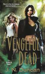 The Vengeful Dead (Jackie Rutledge, #2)
