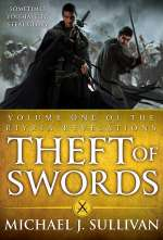 Theft of Swords (The Riyria Revelations (omnibus editions), #1)