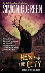 Hex and the City (Nightside #4)